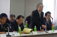 全理連第8回理事会(全理連ビル9階)