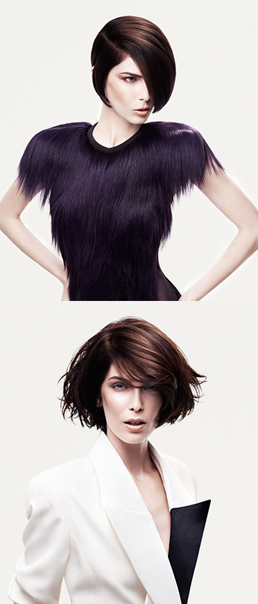 SASSOON SALON NEW HAIR COLLECTION 2014