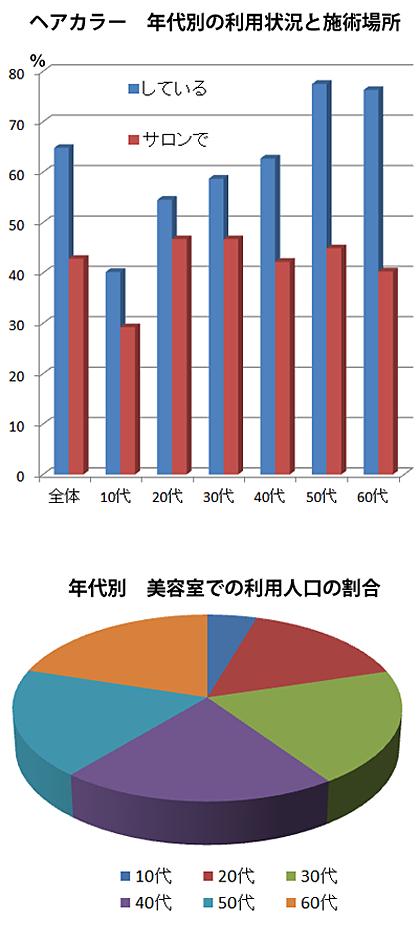 サロンユーザー調査2014年から