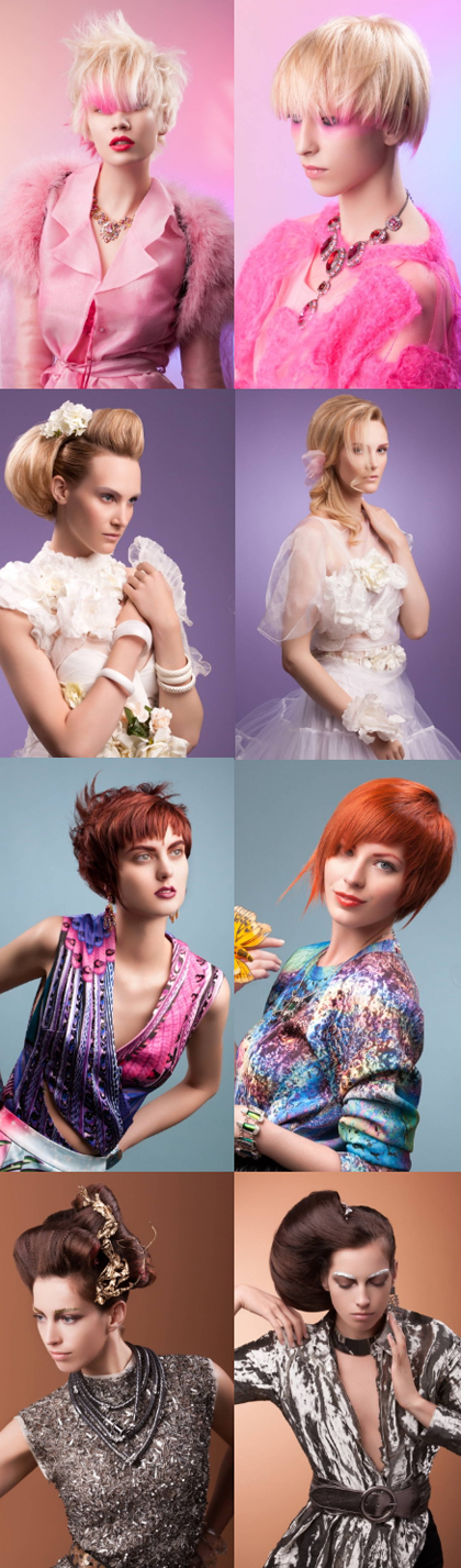 Hair collection 2016 HAPPINESS by ICD