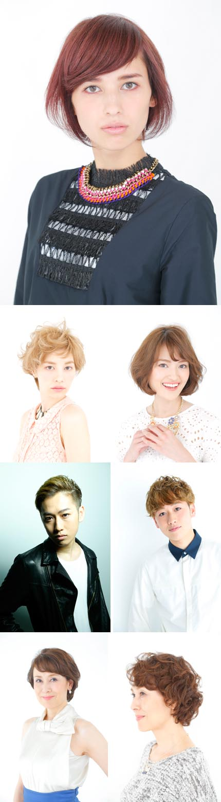 ヘアは「Innovation Taste Mix」