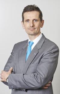 日本ロレアル プロフェッショナル プロダクツ事業本部長に就任したロラン・マルタン氏
