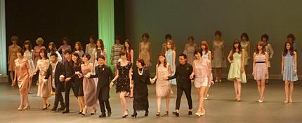発表会の模様(2017年9月26日、会場は、千葉県舞浜・アンフィシアター)