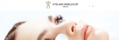 EYELASH WORLD CUP TOKYOの公式サイト