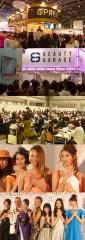 人気のブースは大勢の人が。多くのネイリスト出場したがネイルコンペティション。東京ネイルコレクション2015S/Sの発表。ネイルクイーン2015授賞式